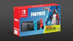 Console Nintendo Switch Neon Blue/Neon Red + Jogo Fortnite (Download)