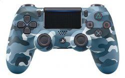 Controle Dualshock 4 Azul Camuflado - PS4