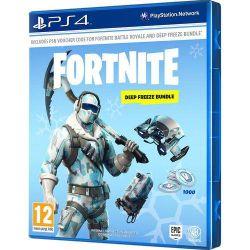 Fortnite - Pacotão Congelamento Profundo - PS4
