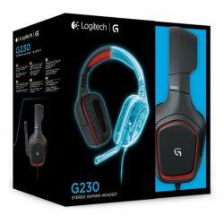Logitech G230 Gaming Headset - Compatível com PC