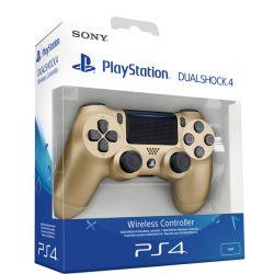Controle DualShock 4 Gold Dourado - PS4