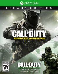 Call of Duty: Infinite Warfare - Legacy Edition - Seminovo - Xbox One