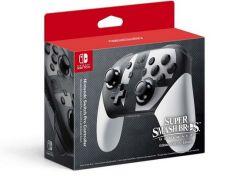 Nintendo Switch Pro Controller Super Smash Bros Limited Ed.
