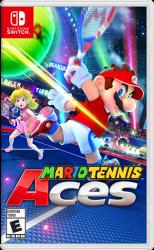 Mario Tennis Aces - Seminovo - Nintendo Switch