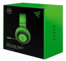 Headset Razer Kraken Green - Verde - PS4 / Xbox One / Switch