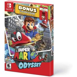 Super Mario Odyssey: Traveler