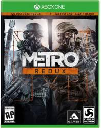 Metro: Redux - Seminovo - Xbox One