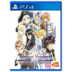Tales of Vesperia: Definitive Edition - PS4