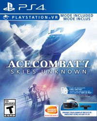 Ace Combat 7: Skies Unknown - PS4 (Pré-venda)
