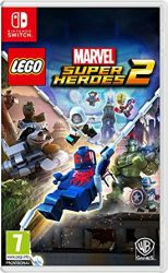 LEGO Marvel Super Heroes 2 - Seminovo - Nintendo Switch