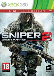 Sniper: Ghost Warrior 2 Limited Edition - Xbox 360