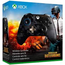 Controle Wireless Bluetooth c/ entrada P2 - Xbox One / Xbox One S - Playerunknowns Battleground Edição Limitada