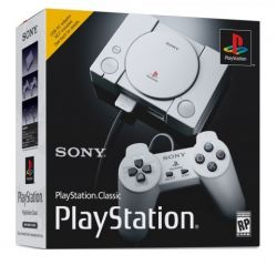 Console Sony Playstation 1 Classic