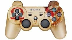 Controle Dualshock 3 - Edição God of War - Seminovo - PS3