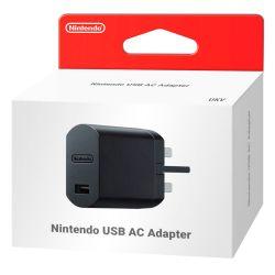 Fonte USB AC Adapter - Nintendo Switch