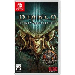 Diablo III 3 Eternal Collection - Nintendo Switch