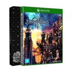Kingdom Hearts III + Steelbook - Xbox One