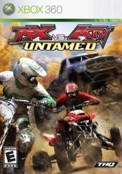 MX vs ATV: Untamed - X360