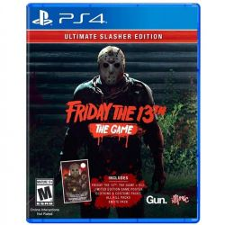 Friday The 13Th: The Game - Ultimate Slasher Edition - PS4