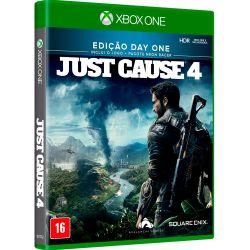 Just Cause 4 - Seminovo - Xbox One