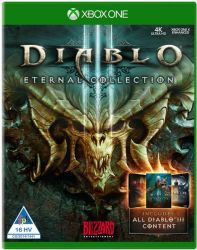 Diablo III: Eternal Collection - Seminovo - Xbox One