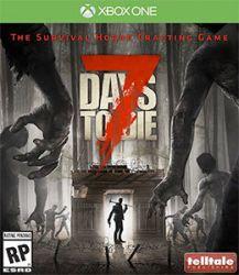 7 Days to Die - Seminovo - Xbox One
