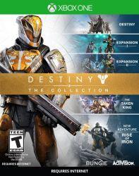 Destiny: The Collection - Seminovo - Xbox One