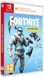 Fortnite - Pacotão Congelamento Profundo - Nintendo Switch