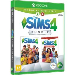 The Sims 4 + Gatos e Cães - Xbox One