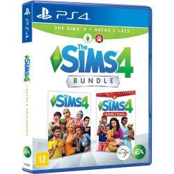 The Sims 4 + Gatos e Cães - PS4