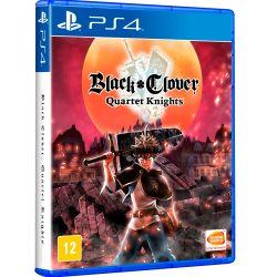 Black Clover: Quartet Knights - Seminovo - PS4