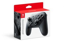 Nintendo Switch Pro Controller - Seminovo