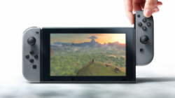 Console Nintendo Switch Grey - Seminovo