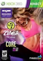 Zumba Fitness: Core - Xbox 360