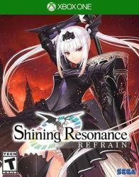Shining Resonance Refrain Draconic Launch Edition - Seminovo - Xbox One
