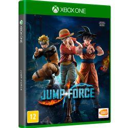 Jump Force - Seminovo - Xbox One