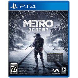 Metro Exodus - Seminovo - PS4