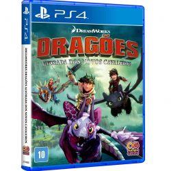 Dragões: Alvorada Dos Novos Cavalheiros - PS4
