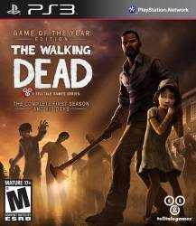 The Walking Dead: Game of the Year Edition - Seminovo - PS3