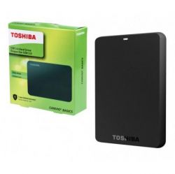 HD Externo Portátil Toshiba 1TB USB 3.0