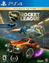 Rocket League - Ultimate Edition - PS4