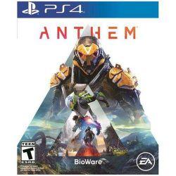 Anthem - Seminovo - PS4