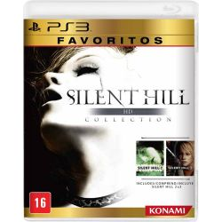 Silent Hill: HD Collection - Seminovo - PS3