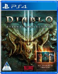 Diablo III: Eternal Collection - Seminovo - PS4