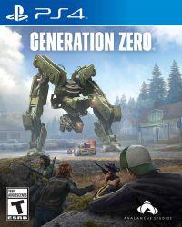 Generation Zero - PS4