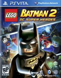 LEGO Batman 2 - Seminovo - PSVITA