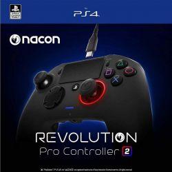 Revolution PRO Controller 2 Nacon (Produto Mostruário) - PS4