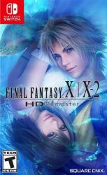 Final Fantasy X/X-2 HD Remaster - Nintendo Switch