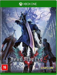 Devil May Cry 5 - Seminovo - Xbox One