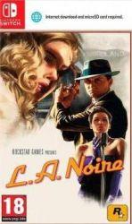 L.A. Noire - Seminovo - Nintendo Switch